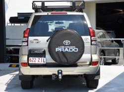 2004 Toyota Landcruiser Prado GRJ120R GXL Suv Image 4