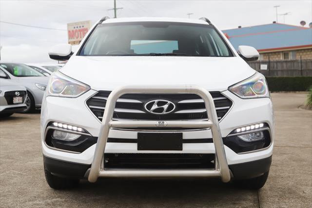 2017 Hyundai Santa Fe DM3 Series II MY17 Active Suv Image 7