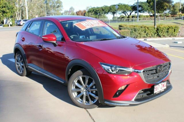 2017 Mazda CX-3 DK4W7A Maxx SKYACTIV-Drive i-ACTIV AWD Suv