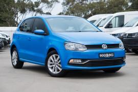 Volkswagen Polo Comfrtline 6R  81TSI