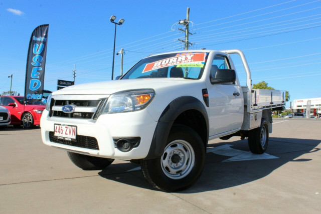 2010 Ford Ranger PK XL Cab chassis Image 2
