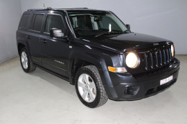 Jeep Patriot MK MY14