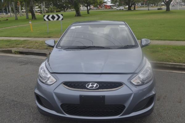2018 Hyundai Accent RB Sport Sedan