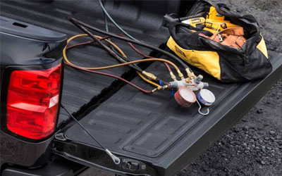 Sierra Denali 2500HD Power And Handling