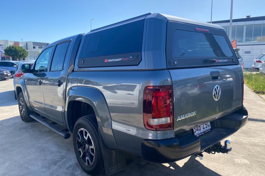 2019 Volkswagen Amarok Canyon Canyon Utility
