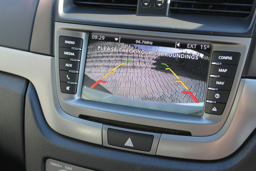 2012 Holden Commodore VE II MY12 Omega Sedan Image 10
