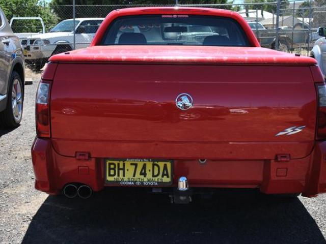 2005 Holden Ute VZ SS Utility - extended cab