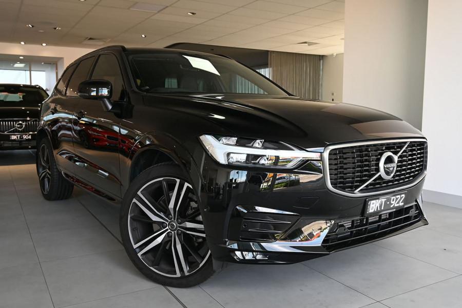 2019 MY20 Volvo XC60 UZ T6 R-Design Suv Image 1