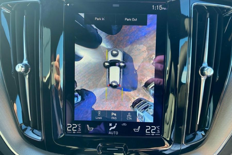 2021 Volvo XC60 UZ T6 R-Design Suv Image 14