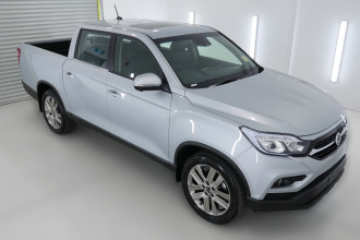 2019 MY20 SsangYong Musso XLV Ultimate Plus Utility