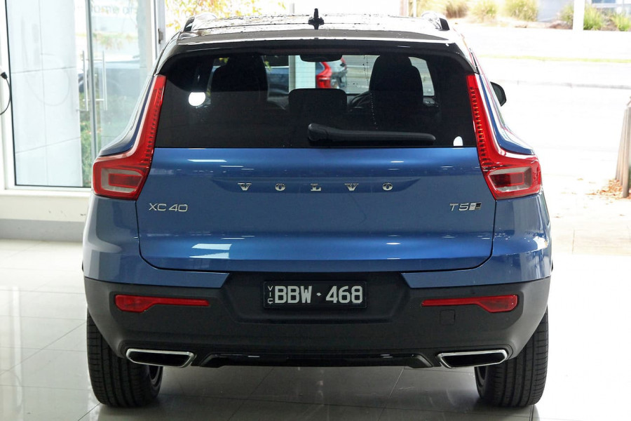 2019 Volvo Xc40 (No Series) MY19 T5 R-Design Suv Mobile Image 4
