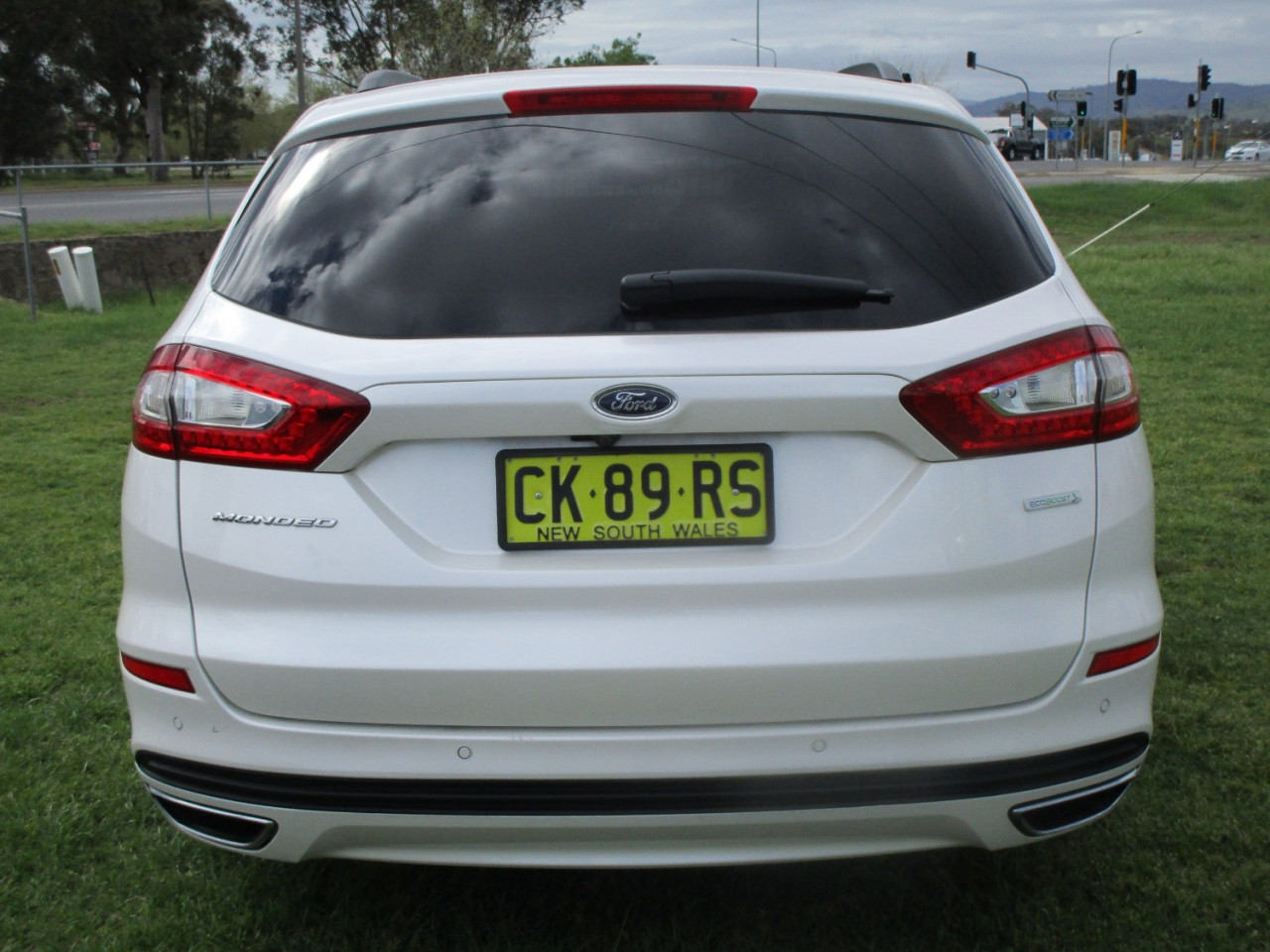 2017 Ford Mondeo MD 2017.00MY AMBIENTE Wagon Image 6