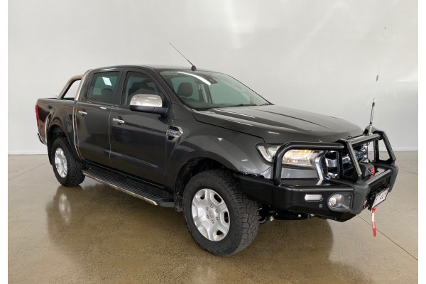 2018 Ford Ranger PX MKII 2018.00MY XLT Utility