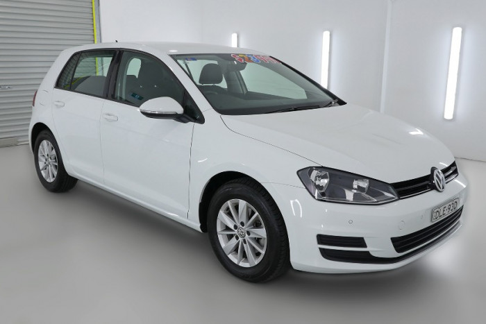 2017 Volkswagen Golf 7 92TSI Hatchback