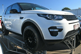 Land Rover Discovery Sport SD4 HSE Series 4