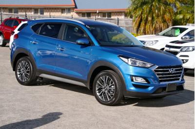 2020 Hyundai Tucson TL3 MY21 Elite Suv Image 2