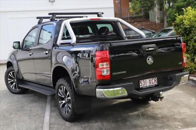 2017 Holden Colorado RG MY18 LTZ Utility Image 2