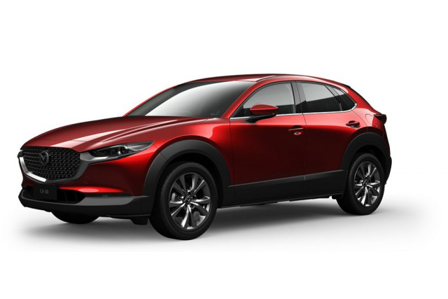 2021 MY20 Mazda CX-30 DM Series G25 Astina Wagon