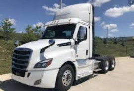 Freightliner Cascadia 126 DAY CAB  126