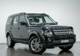 Land Rover Discovery SDV6 HSE Series 4 L319