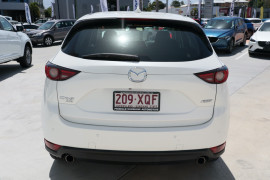 2017 Mazda CX-5 KF4WLA GT Suv Image 5