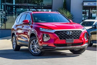 2018 Hyundai Santa Fe TM MY19 Active Suv Image 2