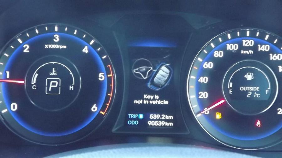 2013 Hyundai I40 VF2 Premium Wagon Image 28