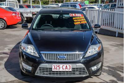 2009 Ford Mondeo MA Zetec Hatchback Image 3