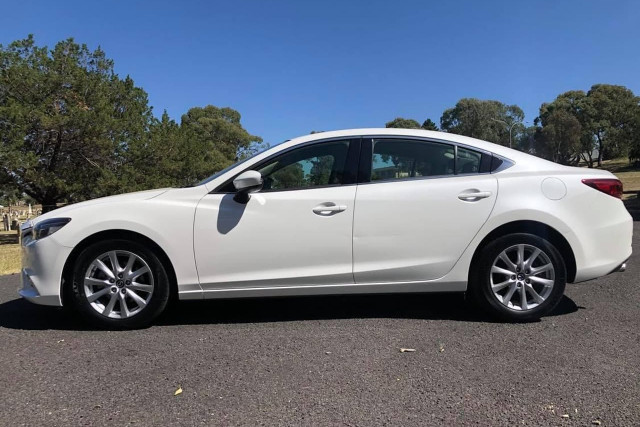 2016 Mazda 6 GJ1032 Touring Sedan Image 4