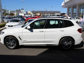 2017 BMW X3 G01 xDrive30i Wagon
