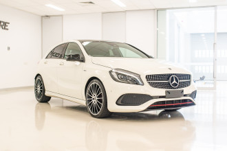 2017 MY08 Mercedes-Benz A-class Hatchback
