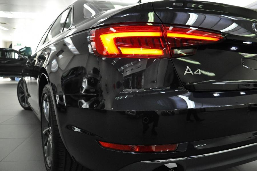 2016 MY17 Audi A4 Sedan B9 2.0 TFSI Sport Sedan