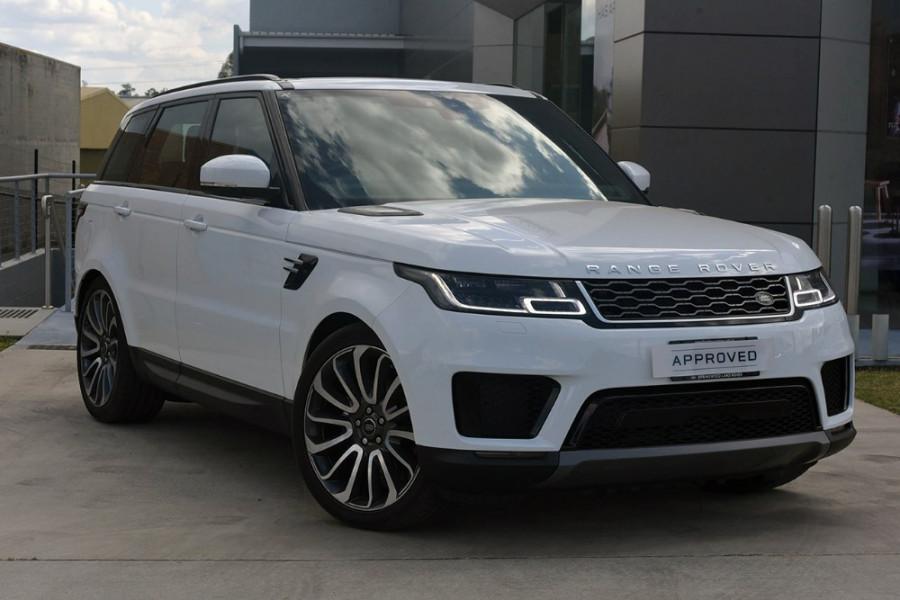 2018 MY19 Land Rover Range Rover Sport L494 19MY SDV6 183kW Suv