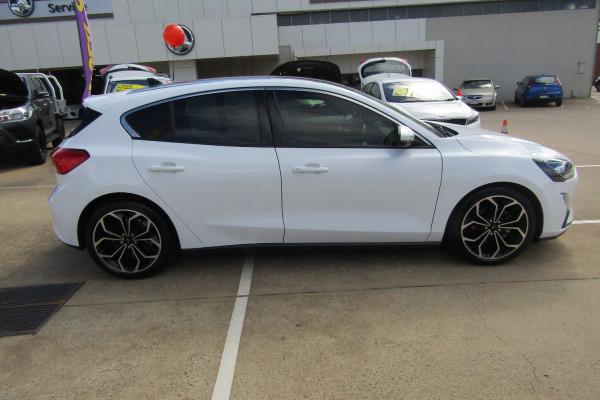 2018 MY19.25 Ford Focus SA Titanium Hatch Hatch