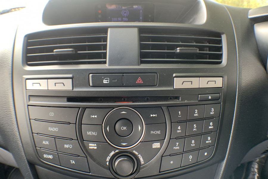 2014 Mazda BT-50 UP0YF1 XT Cab chassis Image 9