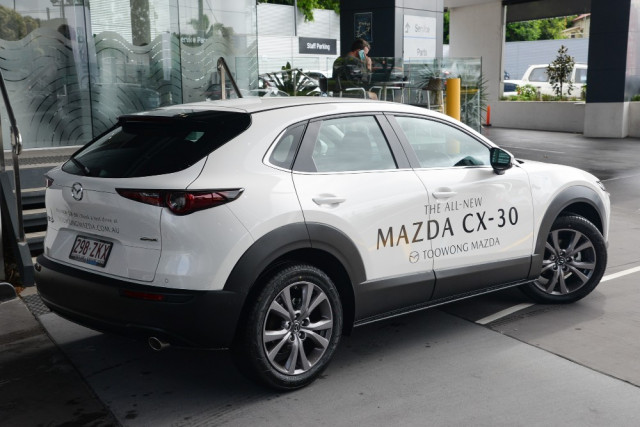 2019 MY20 Mazda CX-30 DM Series G20 Evolve Wagon Mobile Image 2