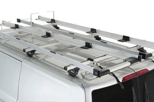 "<img src=""Carry Bar Ladder Rack System - Rhino- Rack w/o Conduit"