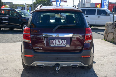 2014 Holden Captiva CG MY14 7 LTZ Suv Image 5