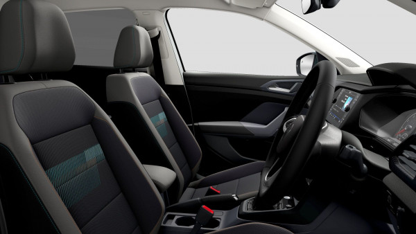 2021 Volkswagen T-Cross C1 85TSI CityLife (Bamboo Garden) Wagon