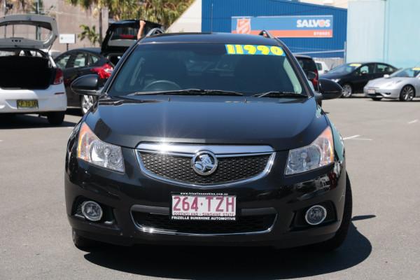 2014 Holden Cruze Vehicle Description. JH  II MY14 CDX SPRT 5dr SA 6sp 1.8i CDX Wagon