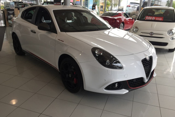 Alfa Romeo Giulietta Veloce S Series 2