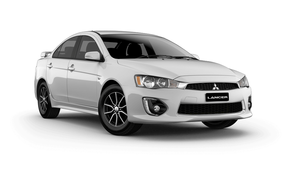 17MY LANCER ES SPORT SEDAN 2WD PETROL MANUAL