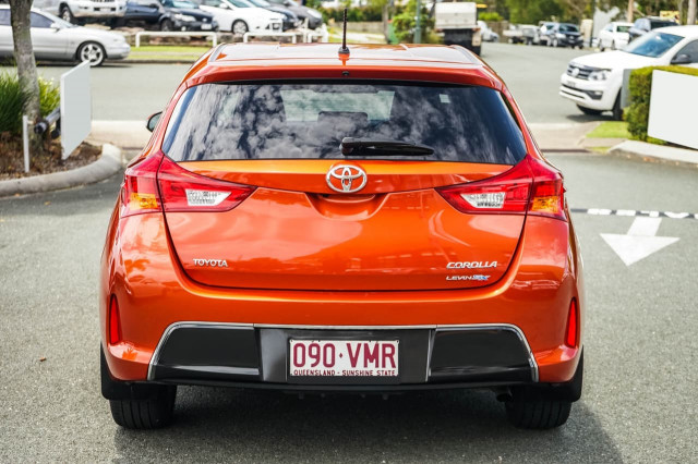 2015 Toyota Corolla ZRE182R Levin SX Hatchback