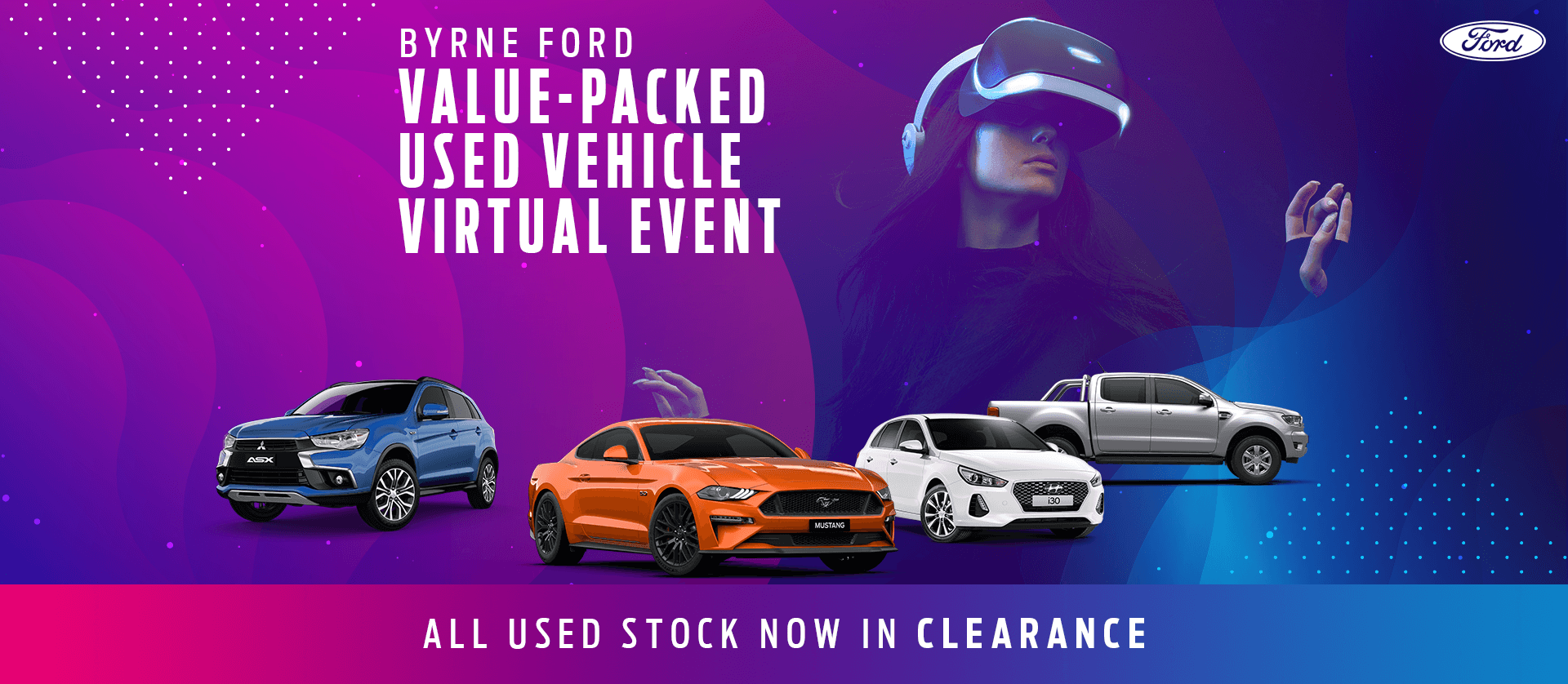 Byrne Ford March Value Packed Virtual Event