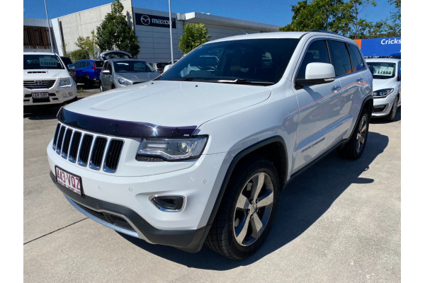 2015 Jeep Grand Cherokee WK Limited Suv Image 5
