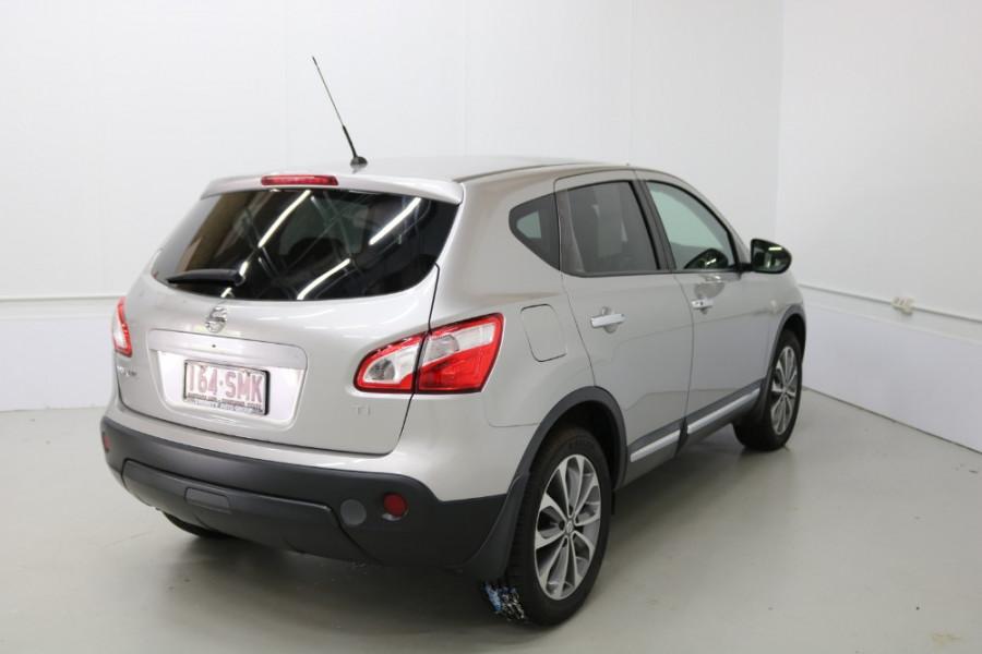 2012 Nissan DUALIS J10W SERIES 3 MY12 TI-L Hatchback