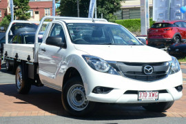 Mazda BT-50 4x2 2.2L Single Cab Chassis XT UR0YE1