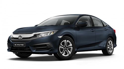 2017 MY16 Honda Civic Sedan 10th Gen VTi Sedan