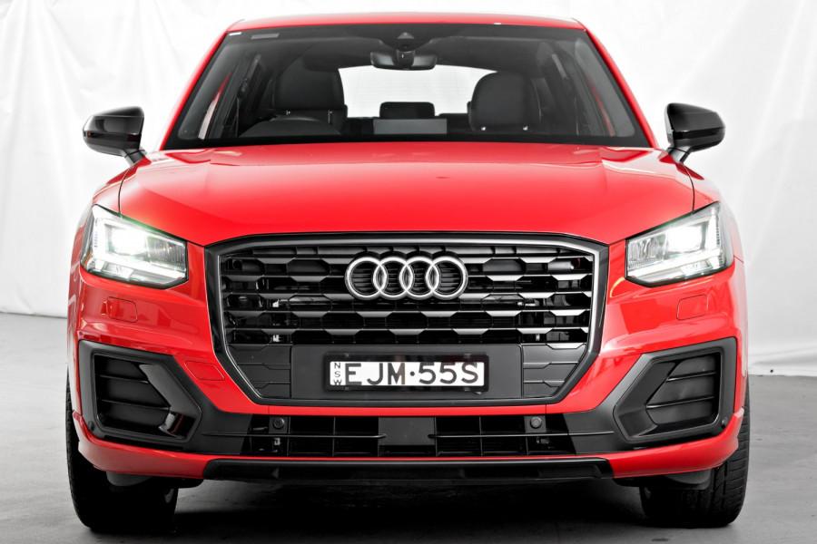 2020 Audi Q2 S-tronic