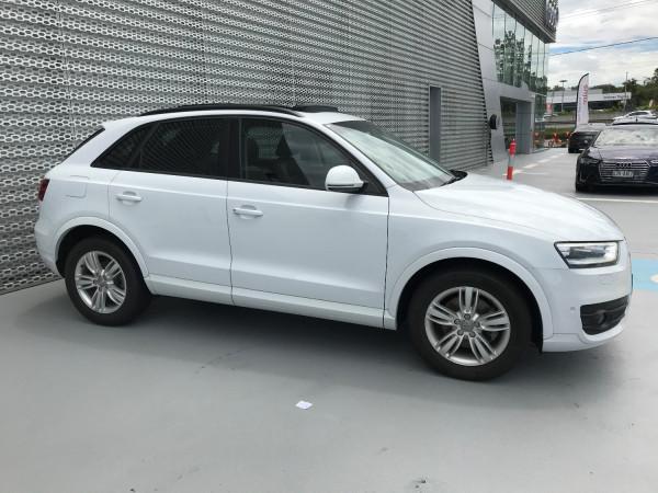 2013 Audi Q3 8U MY13 TFSI Suv